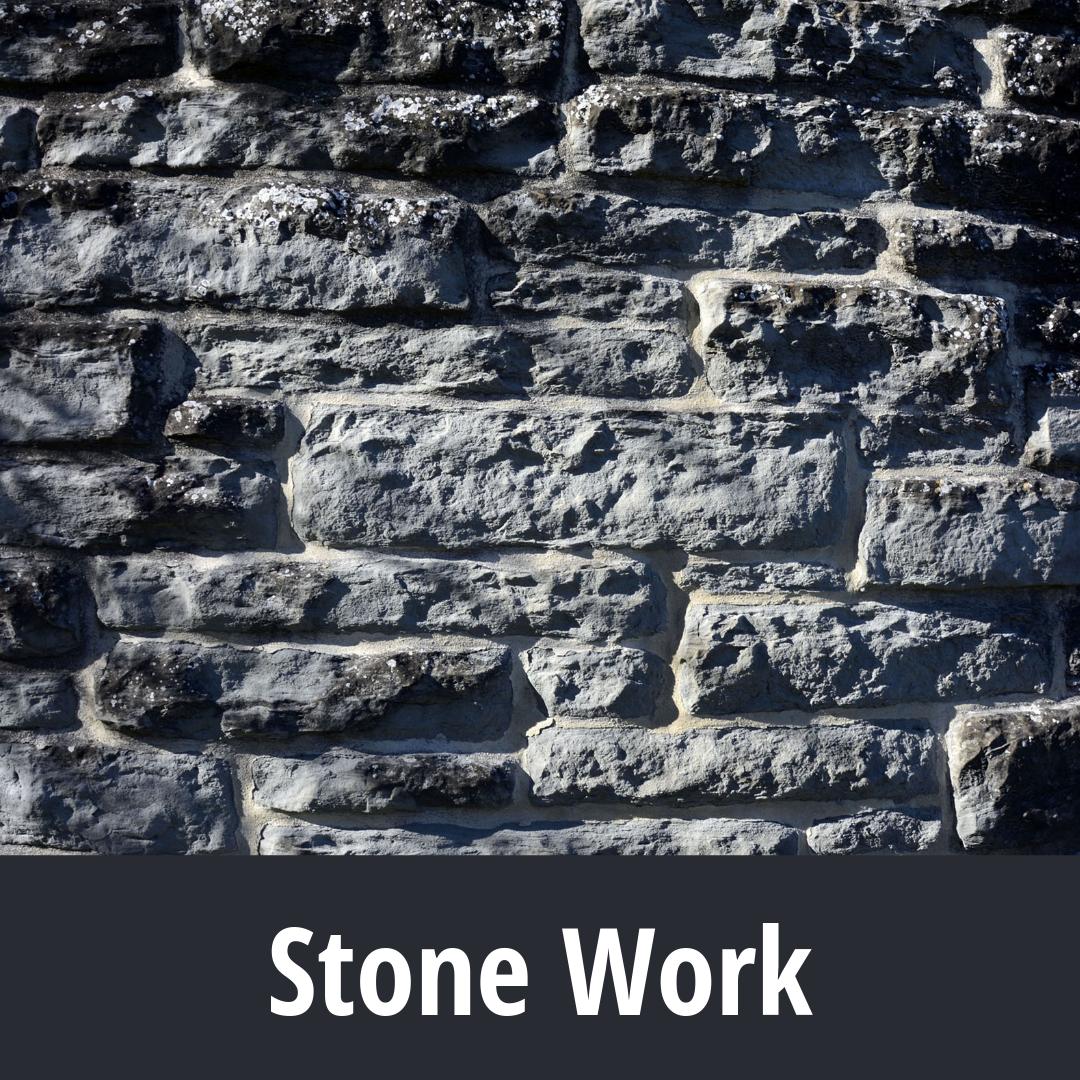 Stone work Bath